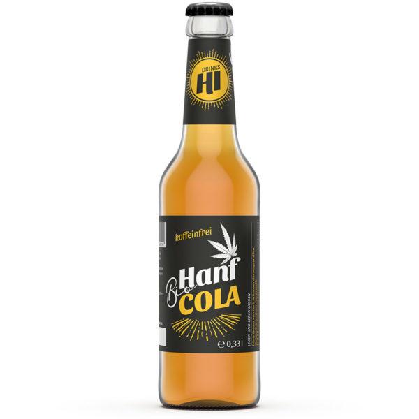 Bio Hanflimonade Cola