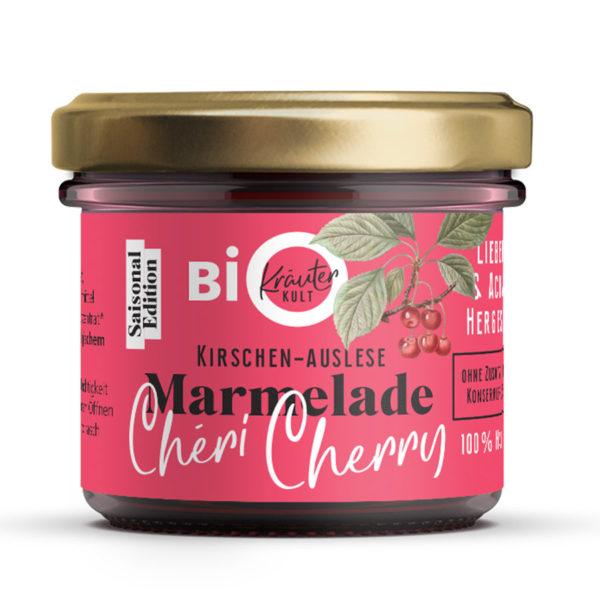 Cheri Cherry - Kirschmarmelade